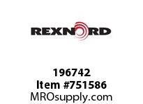 REXNORD 196742 595569 263.DBZ.CPLG STR TD