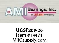 AMI UGST209-26 1-5/8 WIDE ECCENTRIC COLLAR WIDE SL