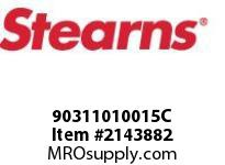 STEARNS 90311010015C TAPER BUSHING 3/4 BORE 8023021