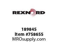 REXNORD 189845 WHXR132S1E20R WHX 132 S1 EV 20TH RIVET