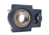 FYH UCT207ENP 35MM ND SS TAKE UP UNIT - NICKEL PLATE