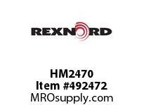 HM2470 HOUSING HM247-0 5804014