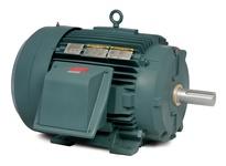 ECP84411T-4 125HP, 1188RPM, 3PH, 60HZ, 445T, A44090M, TEFC