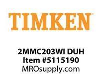 TIMKEN 2MMC203WI DUH Ball P4S Super Precision