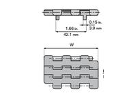 System Plast 26056NGG NGG2121FT-PT-K325 MPB-INCH