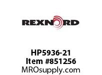 REXNORD HP5936-21 HP5936-21 HP5936 21 INCH WIDE MATTOP CHAIN WI