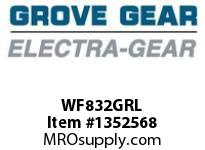 Grove-Gear WF832GRL MOD - F Mount for 832 Series / Flange Left - WASHGUARD