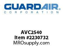 "Air Spade AVC2540 2.5"" To 3"" ID Hose Coupler"