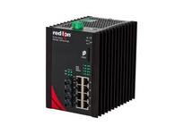 NT24K-10FXE2-SC-15 10-Port Gigabit Managed Industrial Ethernet Switch (8 10/100/1000BaseT 2 100BaseFX singlemod