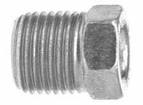 MRO 12004 5/16 STEEL INVERTED FLARE NUT (Package of 20)