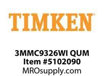 TIMKEN 3MMC9326WI QUM Ball P4S Super Precision