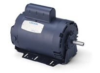 Leeson 100016.00 3/4Hp 1725Rpm S56 Dp 115/208-230 V 1Ph 60Hz Cont 40C 1.25Sf Resilien T Base.C4C17Dj7H  General