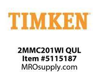 TIMKEN 2MMC201WI QUL Ball P4S Super Precision