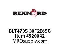 REXNORD BLT4705-30F2E6SG BLT4705-30 F2 T6P S2N1.25 148444