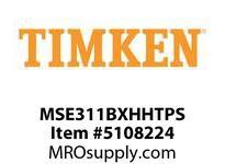 TIMKEN MSE311BXHHTPS Split CRB Housed Unit Assembly