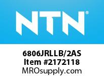 NTN 6806JRLLB/2AS SMALL SIZE BALL BRG(THIN)