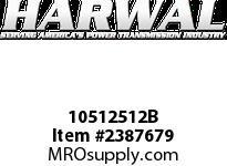 Harwal 10512512B 105 x 125 x 12B NBR