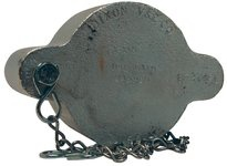 DIXON B17SC BOSS SAFETY CAP WITH CHAIN