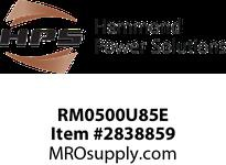 HPS RM0500U85E IREC 500A 0.085MH 60HZ EN Reactors