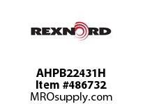 AHPB22431H PILLOWBLK AHP-B22431H 145258