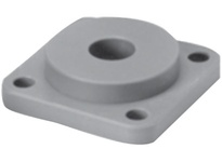 EDT PA4BJO-2-7/16 4 BOLT FLANGED BEARING