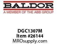 BALDOR DGC1307M .75HP 1625RPM 1PH 60HZ 56 3424C OPEN F1