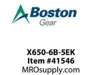 X650-6B-5EK