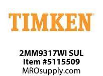 TIMKEN 2MM9317WI SUL Ball P4S Super Precision