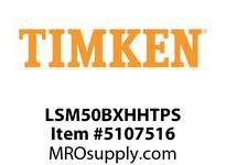 TIMKEN LSM50BXHHTPS Split CRB Housed Unit Assembly