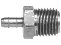 MRO 32151 1/4 OD X 1/4 MIP TWO BARB