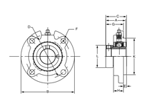 DODGE 130841 FC-SXR-45M