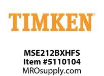 TIMKEN MSE212BXHFS Split CRB Housed Unit Assembly