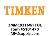 TIMKEN 3MMC9316WI TUL Ball P4S Super Precision