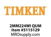 TIMKEN 2MM224WI QUM Ball P4S Super Precision