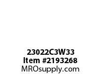 PTI 23022C3W33 SPHERICAL ROLLER BEARING