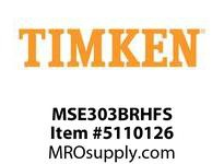 TIMKEN MSE303BRHFS Split CRB Housed Unit Assembly
