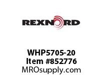 REXNORD WHP5705-20 WHP5705-20 WHP5705 20 INCH WIDE MATTOP CHAIN W