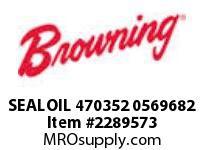 Browning SEALOIL 470352 0569682 RENEWAL PARTS USGM