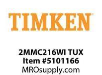 TIMKEN 2MMC216WI TUX Ball P4S Super Precision