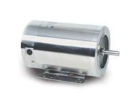 117120.00 3/4Hp 3450Rpm 56H Tenv 208-230/460V 3Ph 60Hz Cont 40C 1.15Sf Rigid C Cz6T34Vk17A Washguard - Al