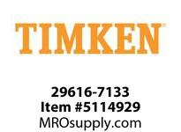 TIMKEN 29616-7133 Large Bore Seal