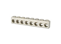 NSI PL350-8 350 MCM - 6 AWG UNINSULATED MULTI-TAP CON 8 PORTS