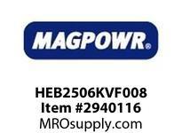 MagPowr HEB2506KVF008 HEB-250 PNEUMATIC BRAKE