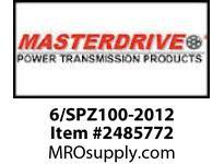 MasterDrive 6/SPZ100-2012