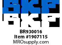 SKFSEAL BR930016 VSM BRGS