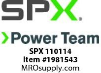 SPX 110114 SWING CLAMP 750LB D/A RH LOW FLG.