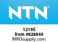 NTN 1219S Self-Aligning Ball Brg D<=200