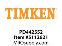 TIMKEN PD442552 Power Lubricator or Accessory