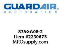 Guardair 83SGA08-2 Oil Can 1-Quart