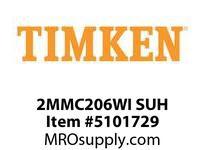 TIMKEN 2MMC206WI SUH Ball P4S Super Precision